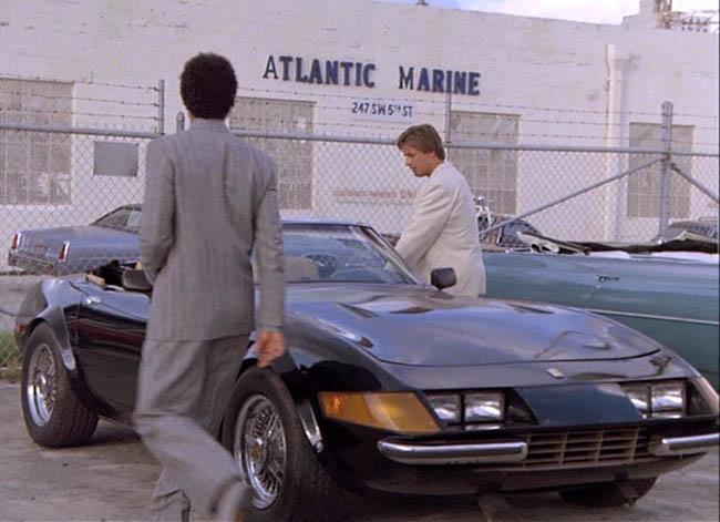 El Ferrari Daytona Spyder de las dos primeras temporadas era falso