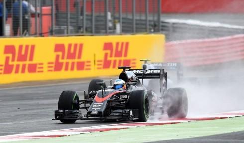 Fernando Alonso logró