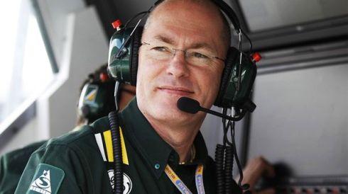 Mark Smith, nuevo Director Técnico de Sauber