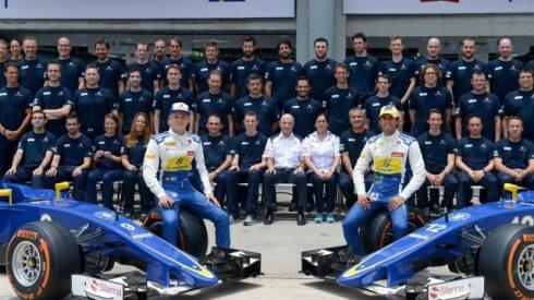 Sauber anuncia la renovación de Felipe Nasr y Marcus Ericsson para 2016