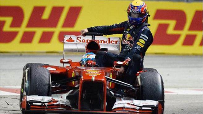 Mark Webber revela que estuvo a punto de firmar por Ferrari para 2013