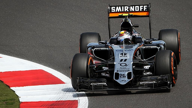 Force India, posible alternativa a Lotus para la vuelta de Renault a la F1