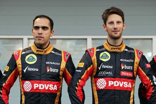 Dudas sobre la continuidad de la pareja de pilotos actual de Lotus