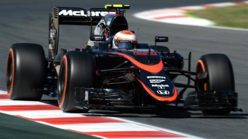 Un año para olvidar tanto para Jenson Button como para McLaren