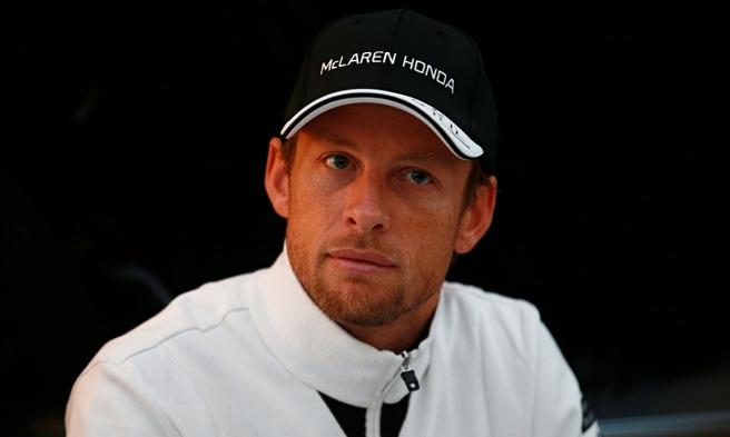 Jenson Button descarta los objetivos fijados por McLaren para 2015