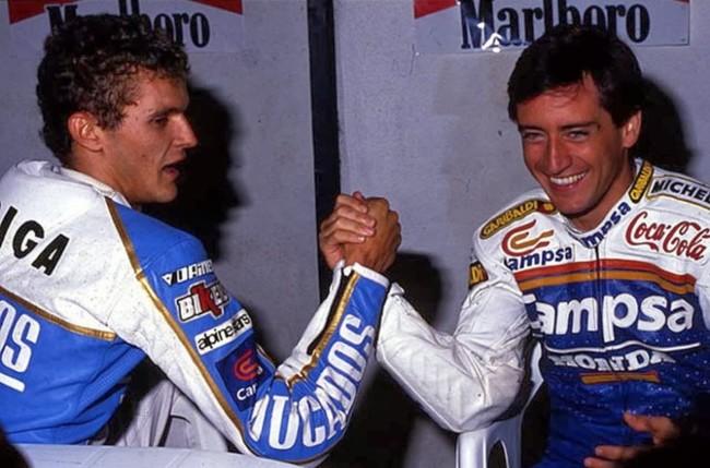 Joan Garriga y Sito Pons protagonizaron un duelo memorable en 1988