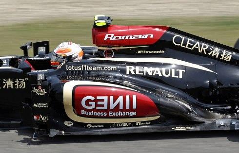 Renault, a punto de comprar Lotus