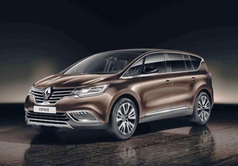 Renault Espace Initiale París, elegido Coche Oficial de la Mostra 2015