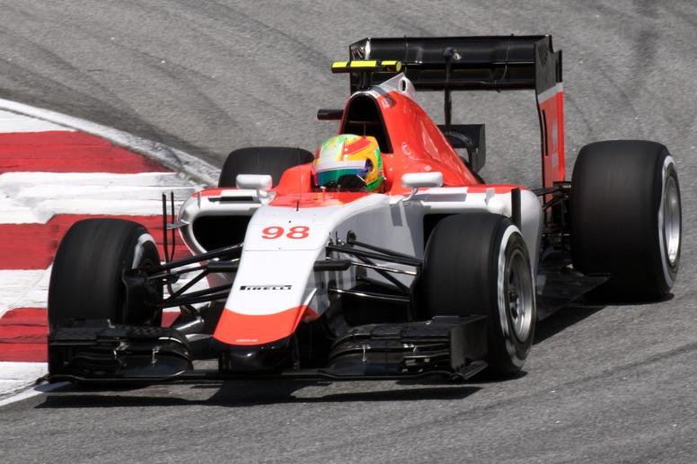 Roberto Merhi seguirá en Manor hasta el final de la temporada