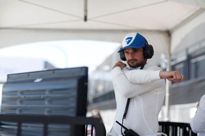 Cambio de aires para el mexicano Salvador Durán, que firma por Trulli