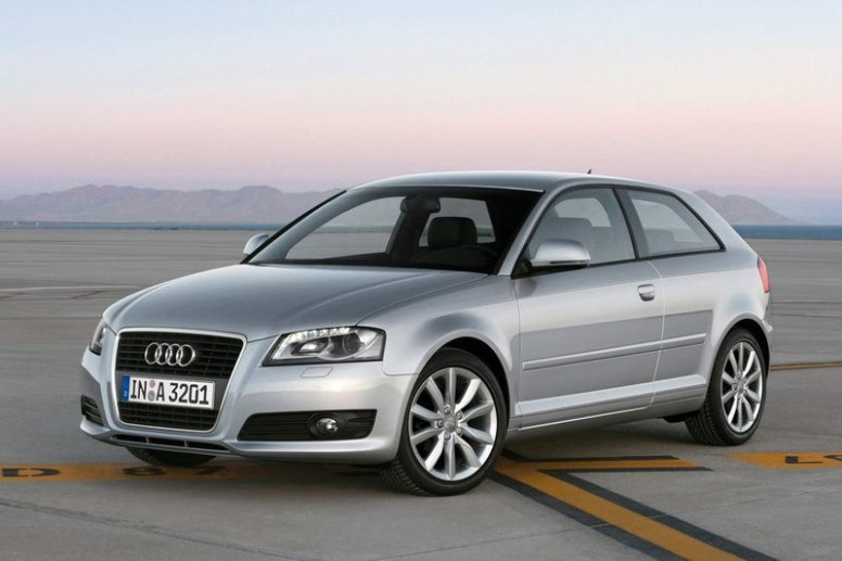 El Audi A3 TDI del año 2008, uno de los afectados por el fraude masivo de las emisiones