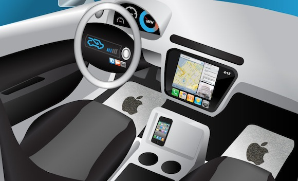 El coche autónomo de Apple, cada vez más cerca