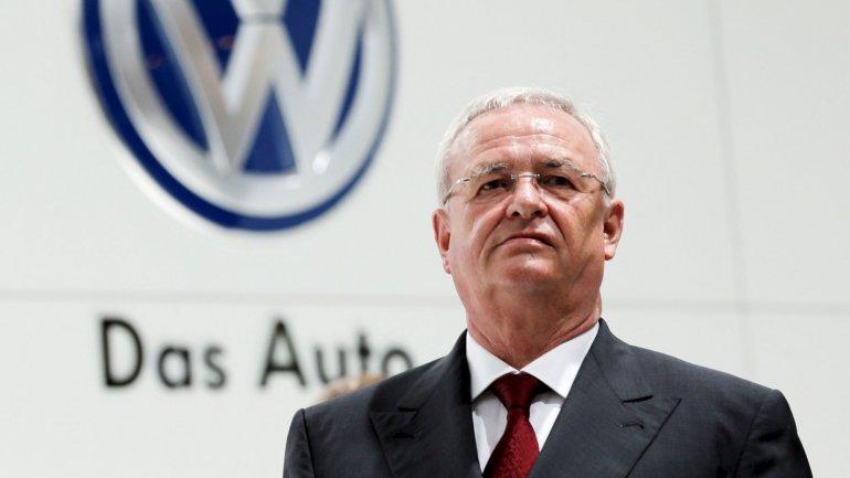 Dimite Martin Winterkorn como presidente del Grupo Volkswagen