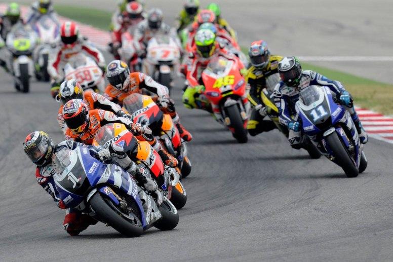 Presentado el calendario de MotoGP para 2016