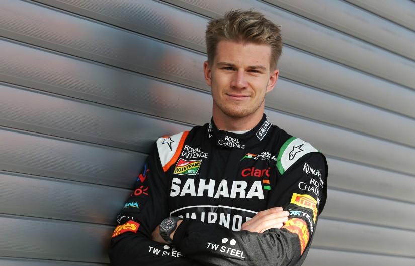 Nico Hulkenberg seguirá en Force India hasta 2017