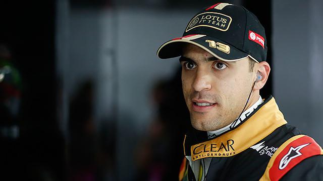 Pastor Maldonado renueva con Lotus para 2016