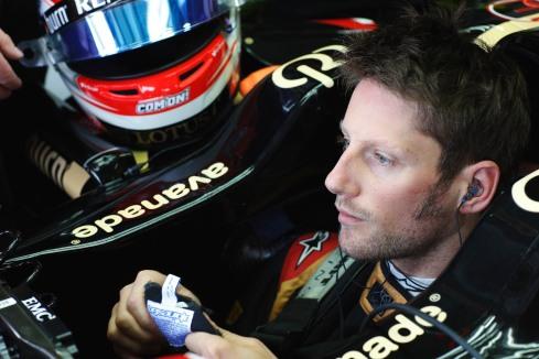 Romain Grosjean, posible nuevo fichaje de Haas para 2016