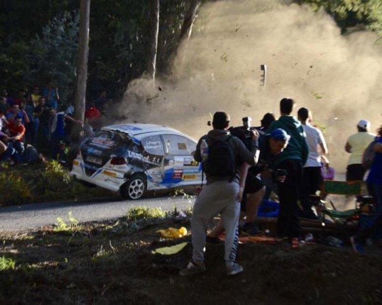 La tragedia en La Coruña deja siete muertos y 15 heridos