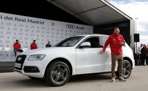 """Karim Benzema, nuevamente """"cazado"""" sin carnet de conducir"""