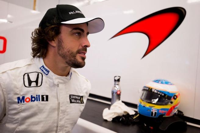 Fernando Alonso ve factible una mejoría de 2,5 segundos el próximo año