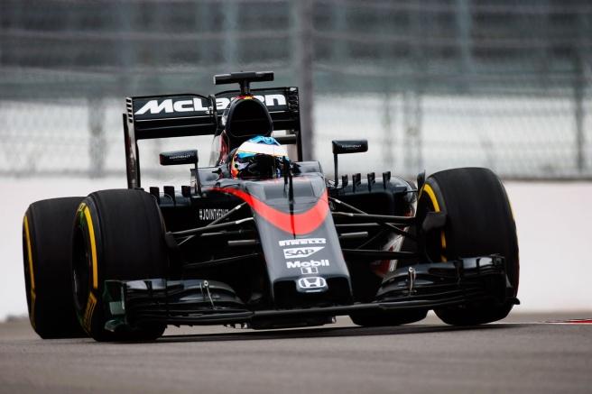 De nuevo, otra carrera de Alonso y McLaren para el olvido