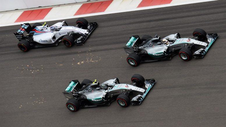La superioridad de Mercedes, de nuevo manifiesta a pesar del abandono de Rosberg