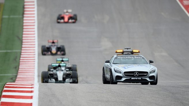 Los Safety Car, protagonistas hoy en el Circuito de las Américas