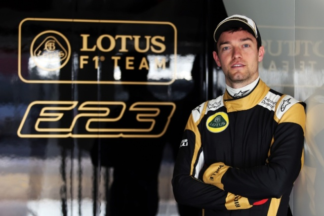 Jolyon Palmer será piloto oficial de Lotus la próxima temporada