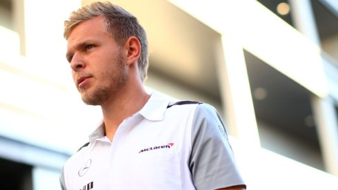 Kevin Magnussen abandonará McLaren al finalizar esta temporada