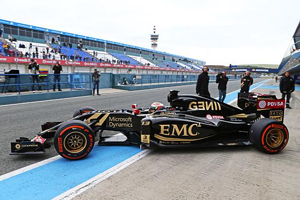 Lotus confirma estar bajajando opciones interesantes para reemplazar a Grosjean
