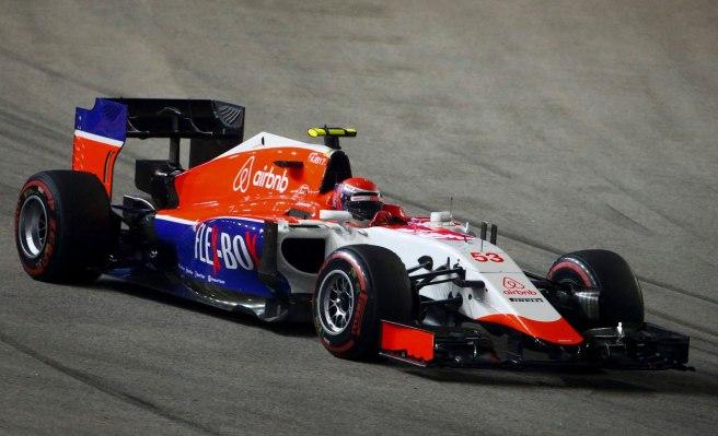 Manor elige a Mercedes como suministrador de motores para los próximos años