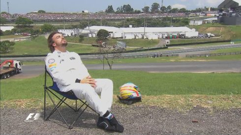 Fernando Alonso, optimista de cara al 2016