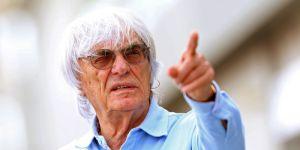 Bernie Ecclestone tercia en la polémica entre Rossi y Márquez