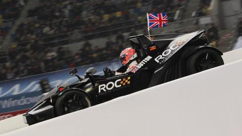 Jenson Button volverá a la Race of Champions de 2015