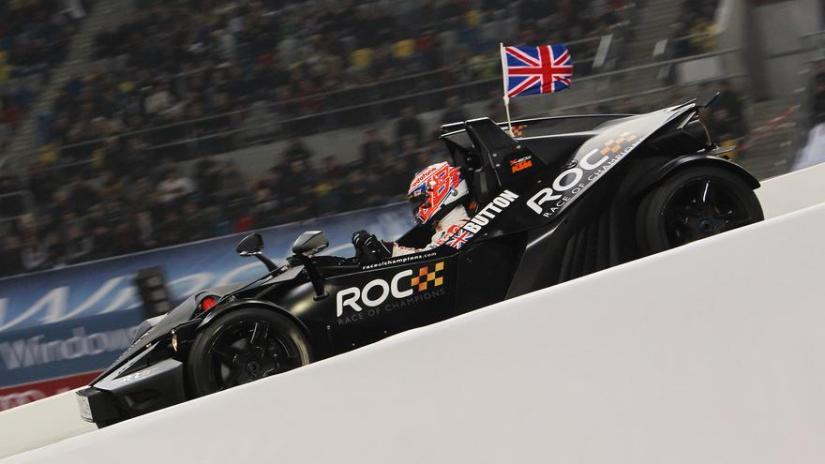 Jenson Button volverá a la Race of Champions de 2015