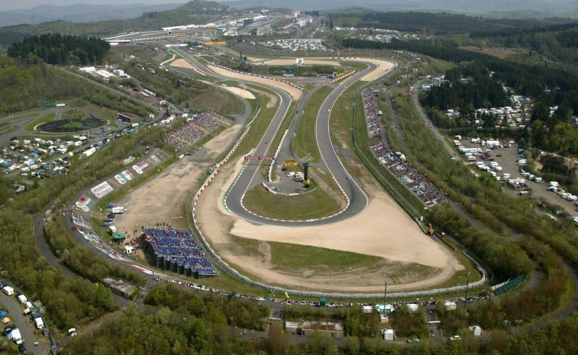 Nurburgring negocia su vuelta a la Fórmula 1