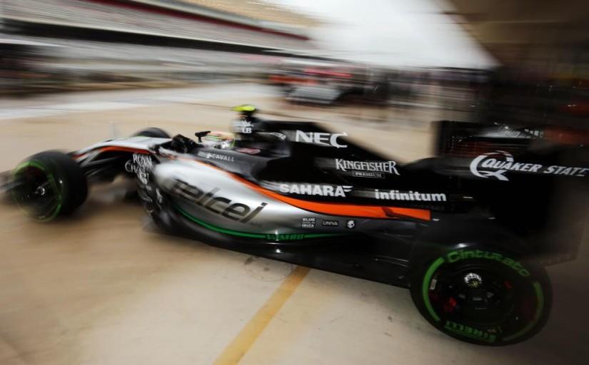 Force India, lejos aún del acuerdo con Aston Martin