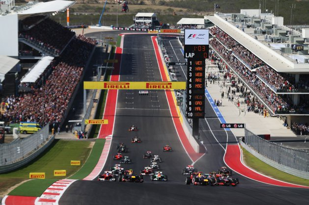 Los recorte ponen en riesgo la disputa del próximo GP de EE.UU.