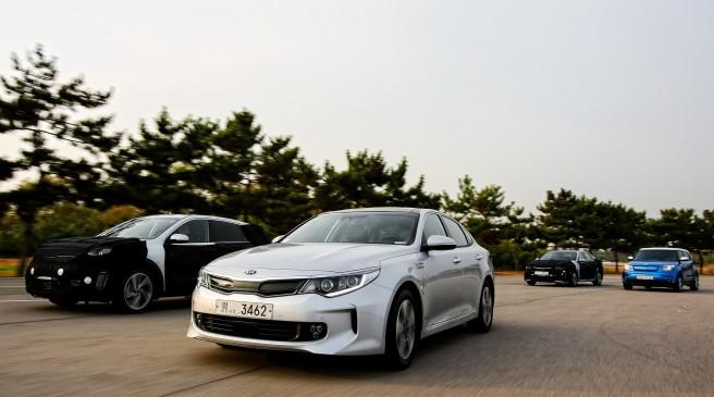 """Kia aspira a revolucionar el segmento de los """"vehículos verdes"""" en 2020"""