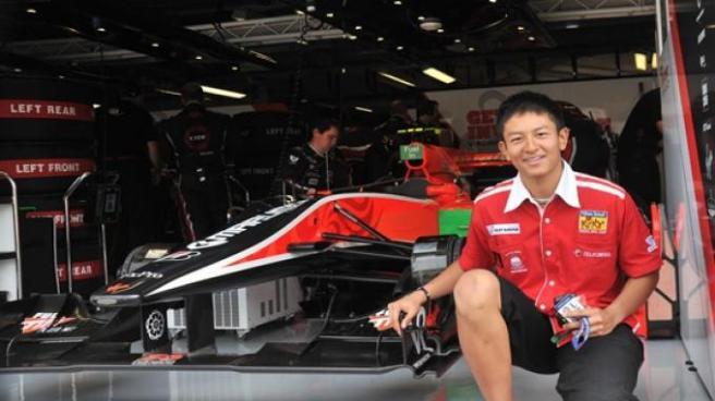 Rio Haryanto volverá a probar un Fórmula 1 en Abu Dhabi