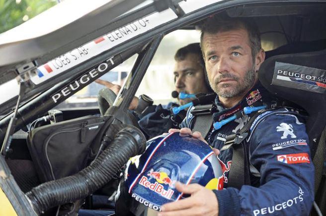Sebastien Loeb, nuevo piloto del equipo Peugeot de Rally Raid para 2016