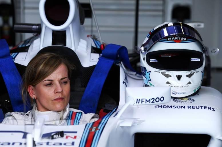 Susie Wolff deja la Fórmula 1