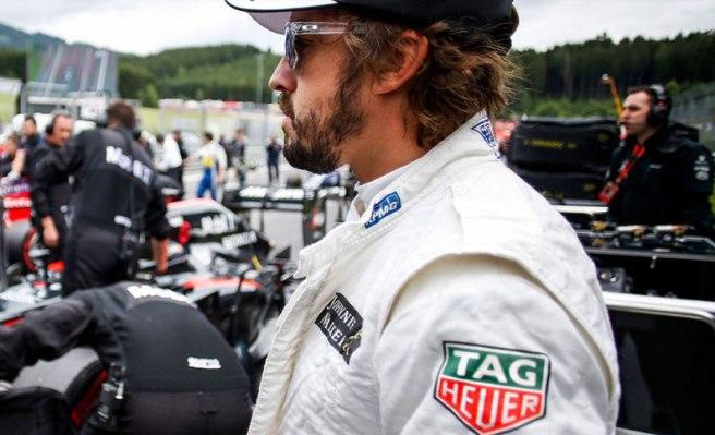 TAG Heuer deja McLaren después de 30 años de colaboración
