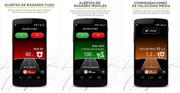 Ya está disponible la App TomTom Radares de Tráfico