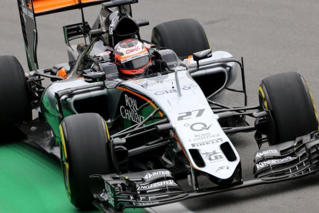 Force India, a punto de cerrar el acuerdo con Aston Martin