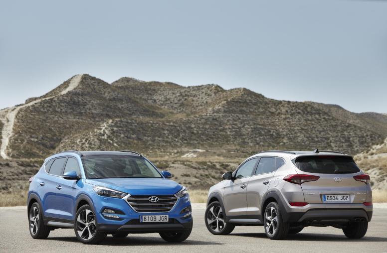 Hyundai Tucson, premio ABC al Mejor Coche del Año 2016