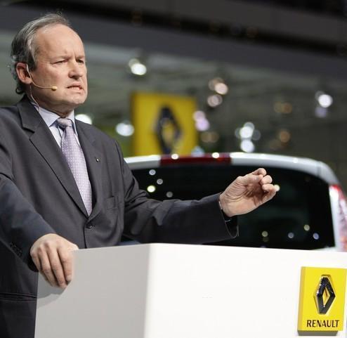Jerome Stoll, nuevo presidente del equipo Renault de Fórmula 1
