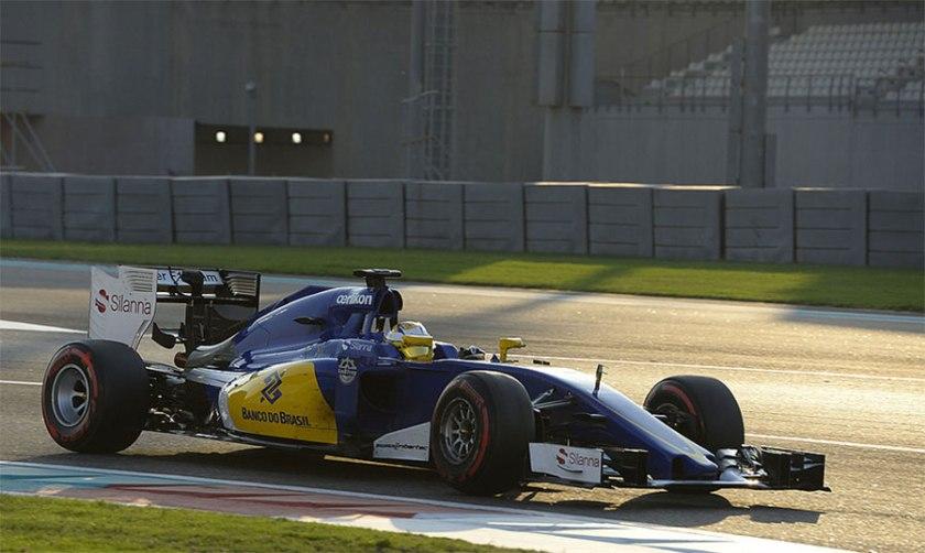Adderly Fong (Sauber) el mejor de los debutantes en Abu Dhabi