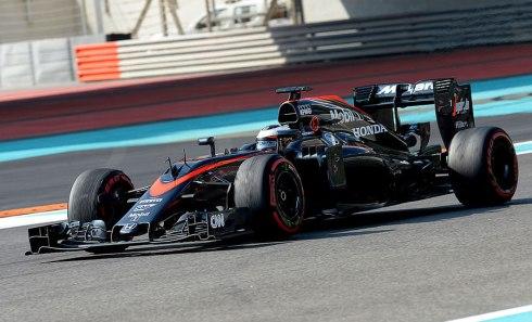 Stoffel Vandoorne, el más rápido en los tests de Pirelli