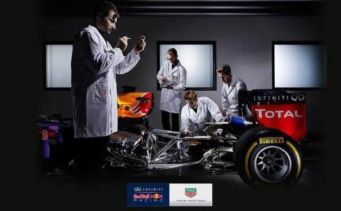 TAG Heuer, nuevo socio de Red Bull, que seguirá con Renault